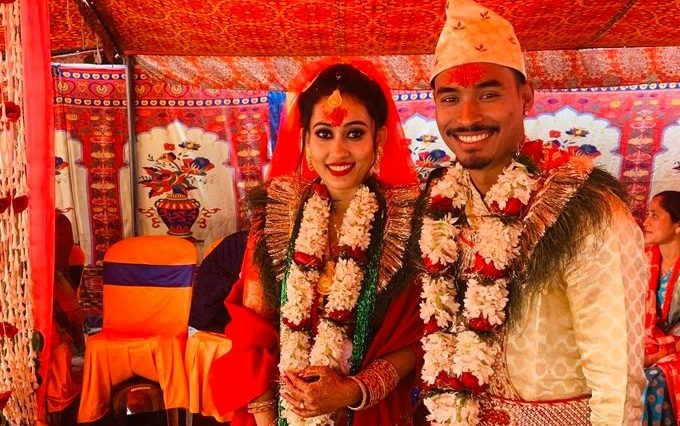 Sompal Marriage