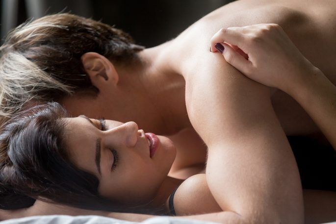 photo couple intimate