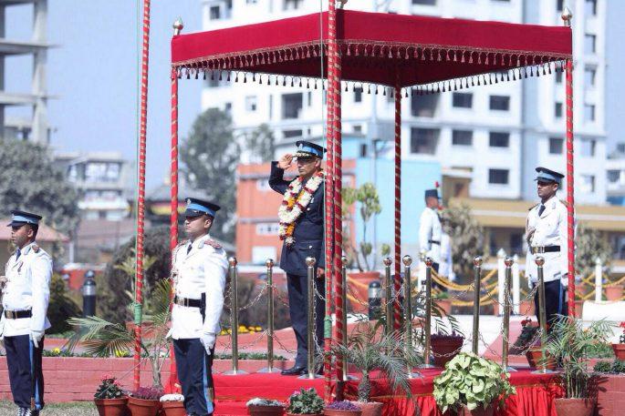 IGP Thakur Gyawali nepal Police 18