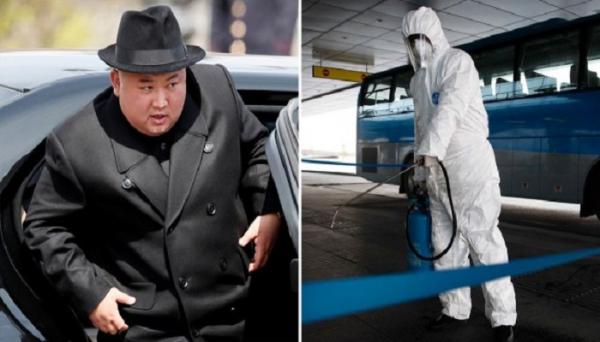 KIm North Korea Corona