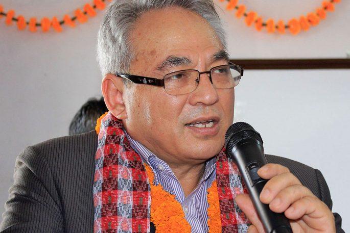 Ram Bhadhur Thapa Badal