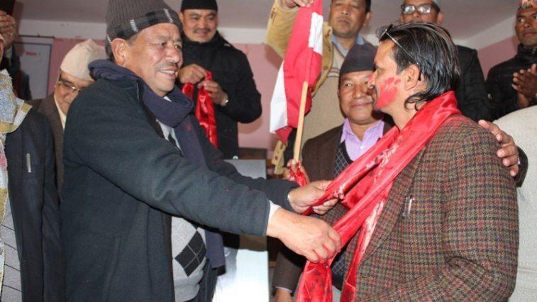 dharmaraj pokhrel congrsh 2