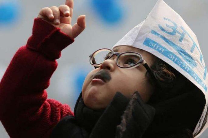 mini Arvind Kejriwal