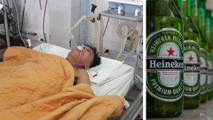Doctors Treated a Man's Alcohol Poisoning with 15 Cans