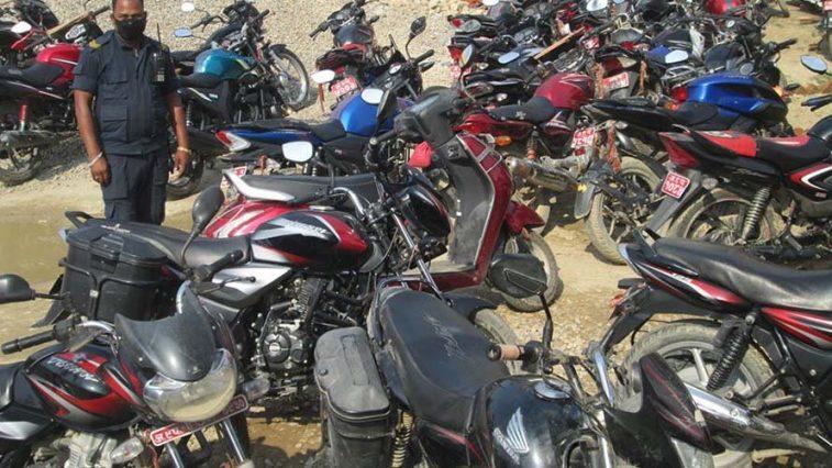 Mahottari Bike niyantranma