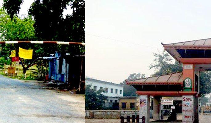 closed border nepal corona