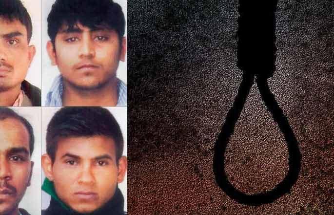nirbhaya convicts hanging