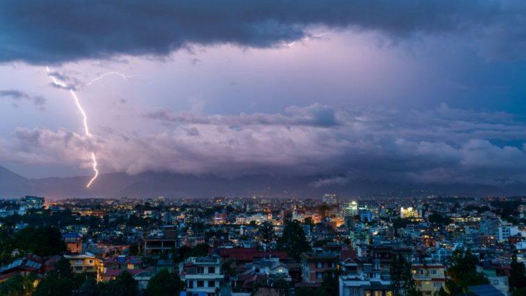 weather thunderstorm