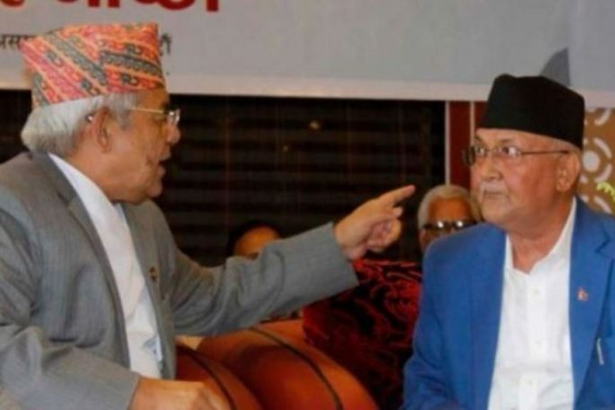 bamdev with kp oli