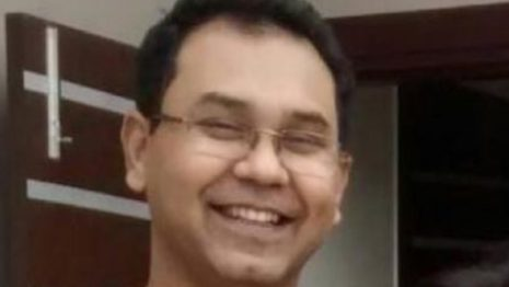 corona death dr Utpaljit Barman