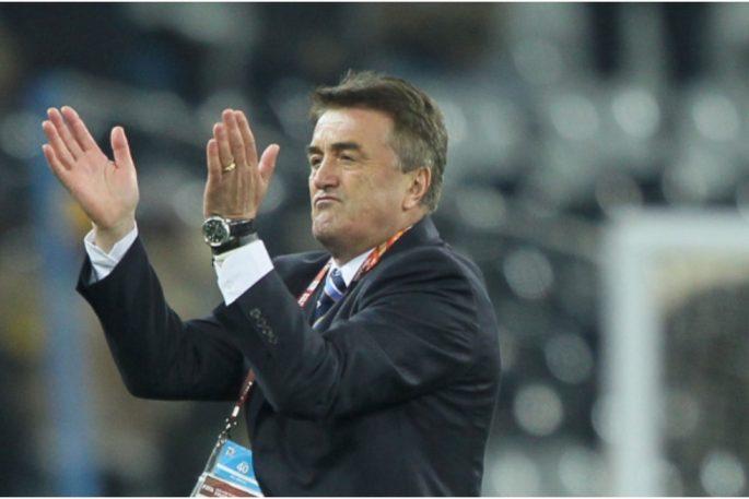 former real madrid atletico barcelona coach radomir antic