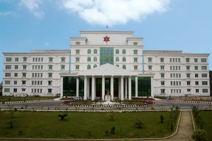nepal army headquarter 1