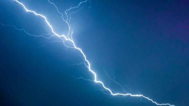 thunder light