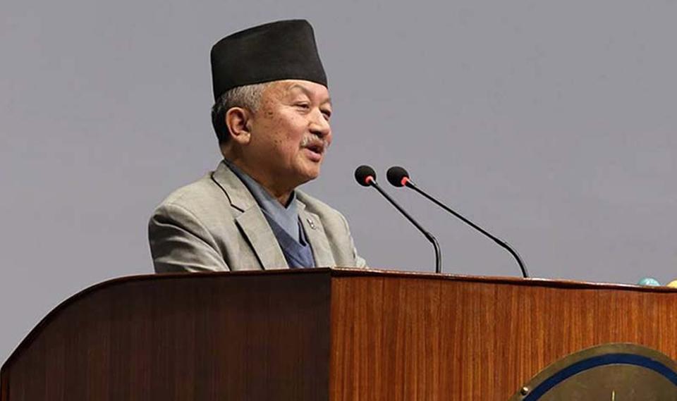 Subash Chandra Nembang