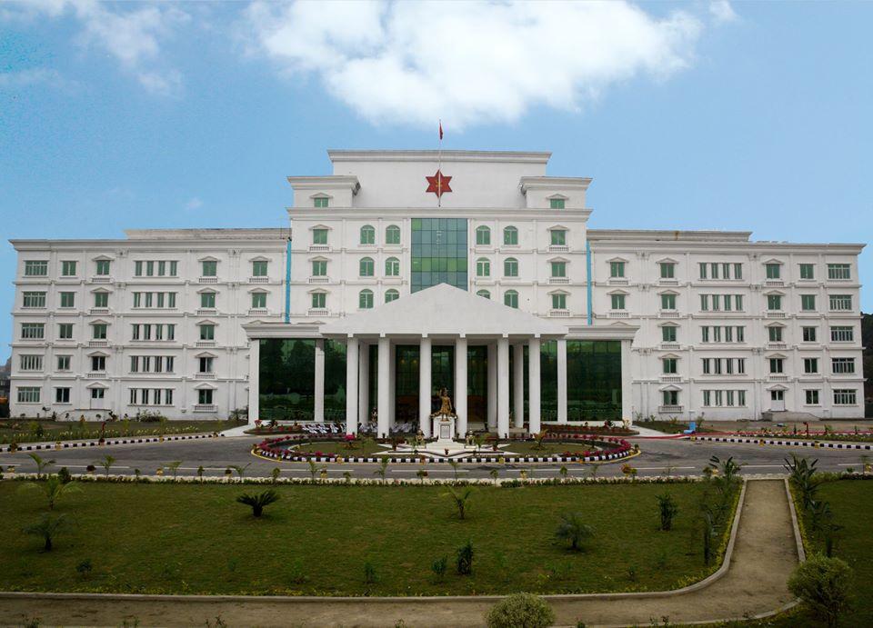 army headquarter