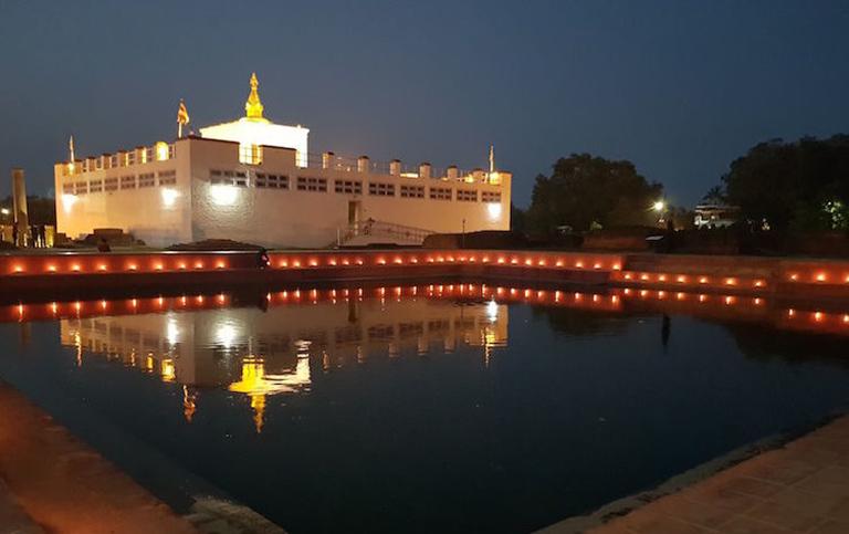 mayadevi temple lumbini