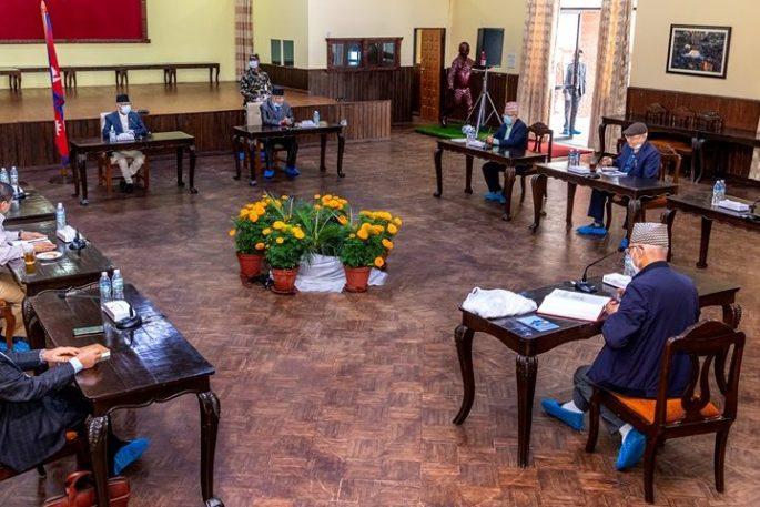 NCP meeting