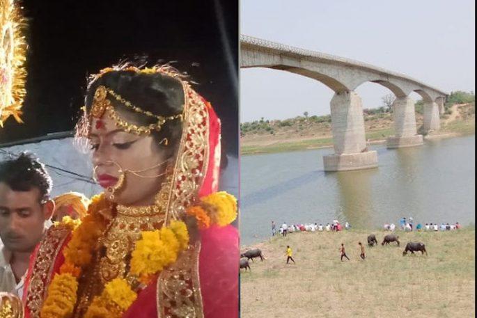 bride jumpsoff bridge