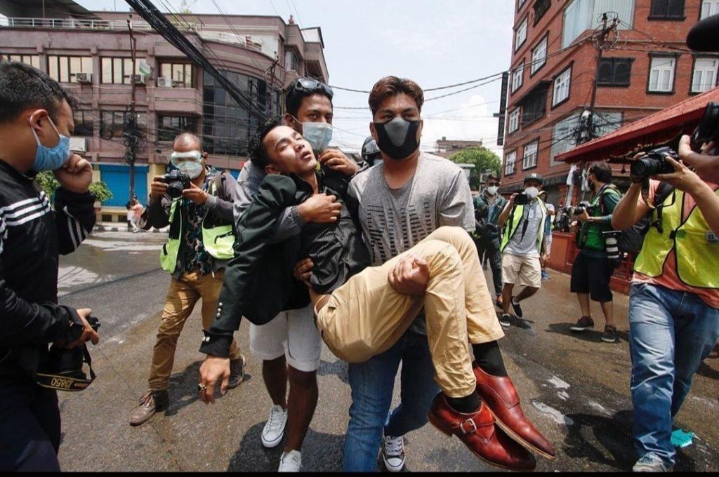 ktm protest 2