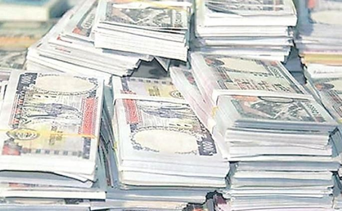 nepali currency