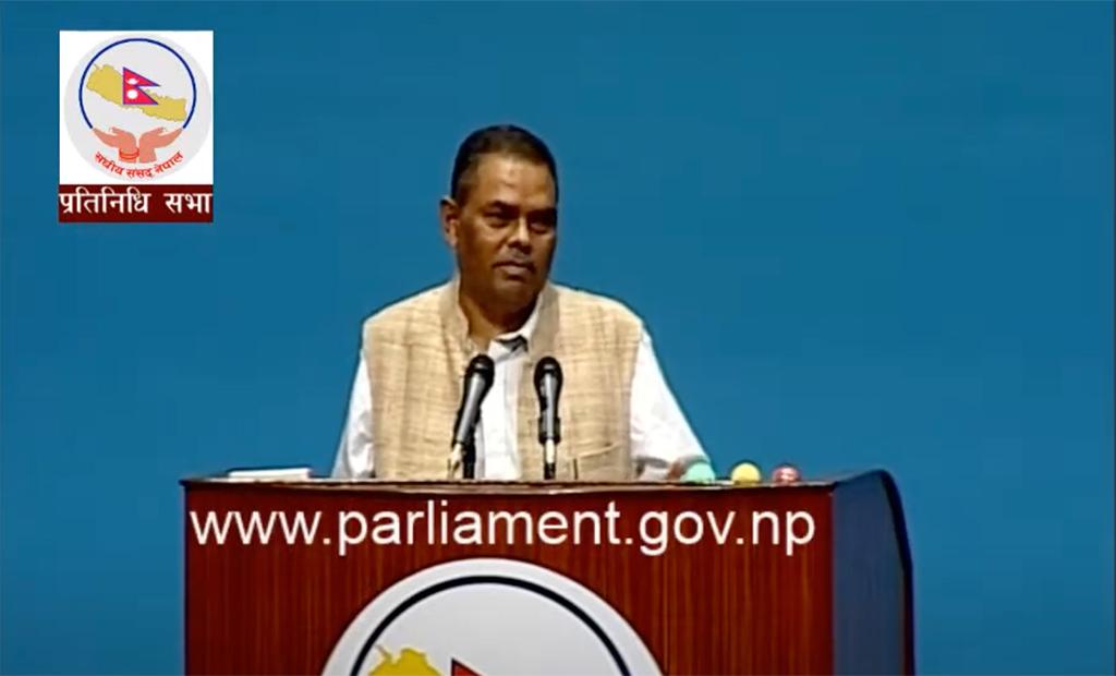 upendra yadav parliament