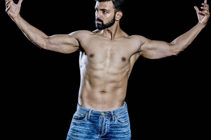 Actor Susheel Gowda