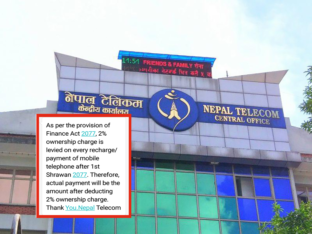 Nepal Doorsanchar Company Limited