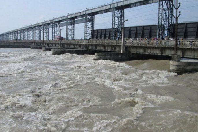 saptakoshi barrage flood