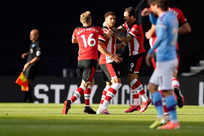 southampton man city epl