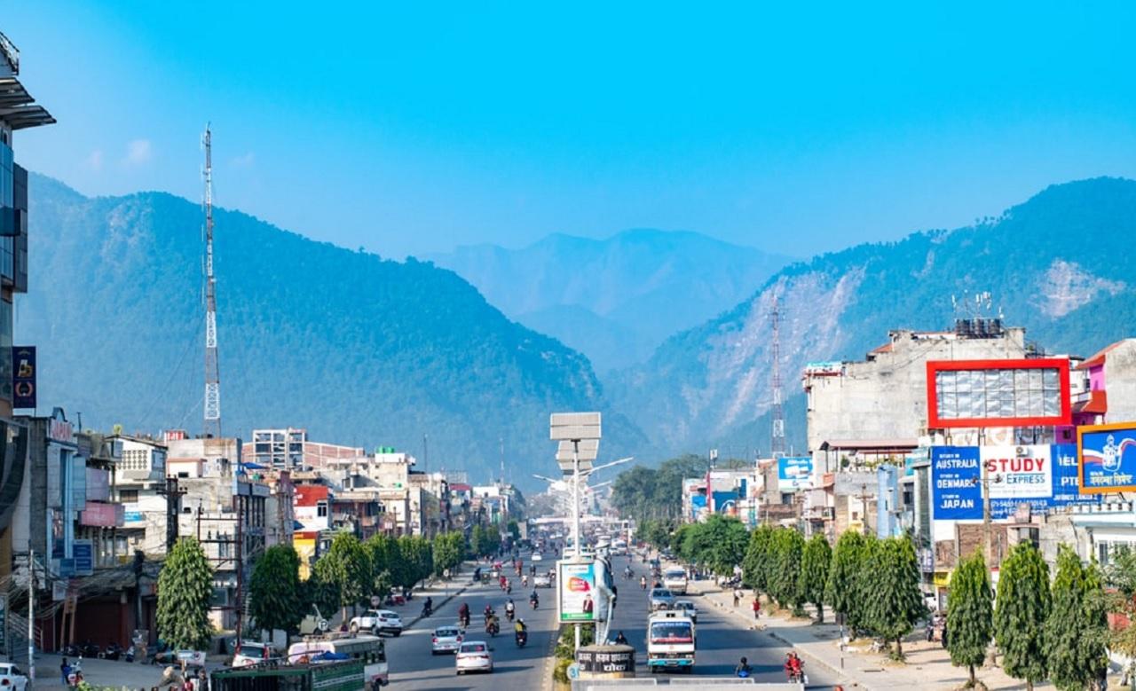 butwal city road