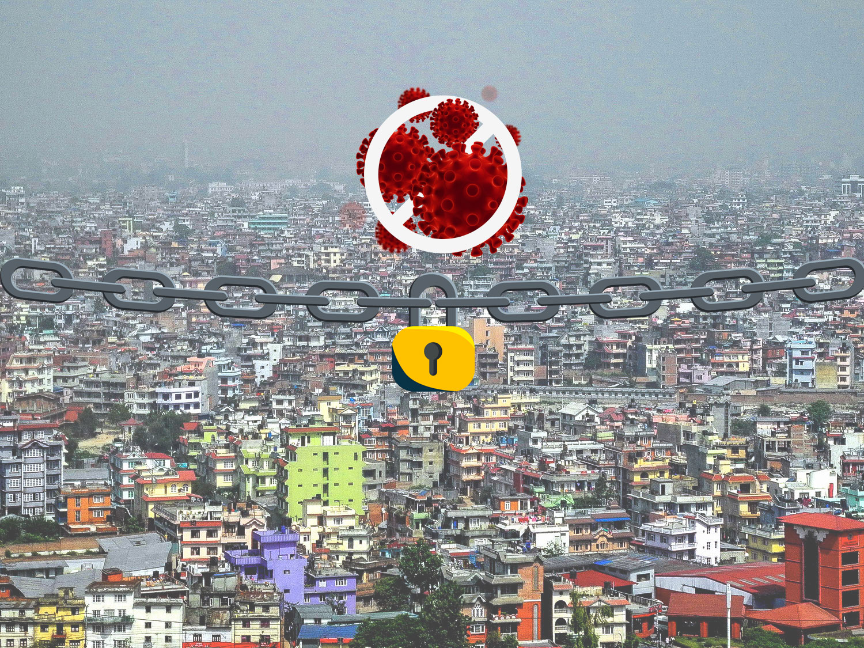kathmandu lockdown