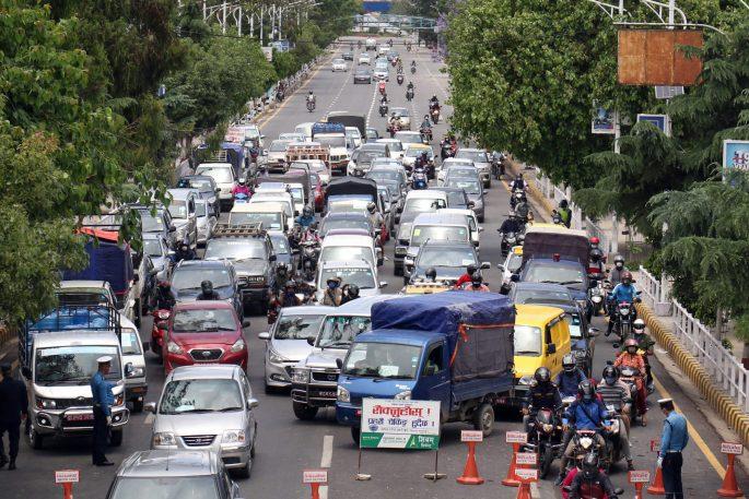 lockdown nepal