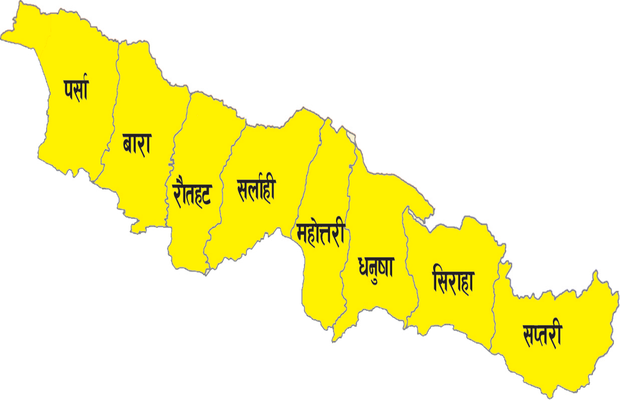 province 2 map