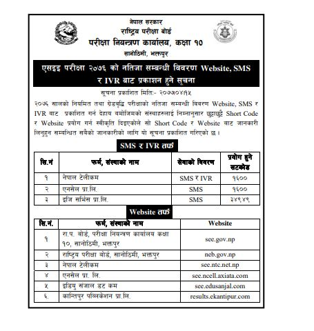 see exam result watch