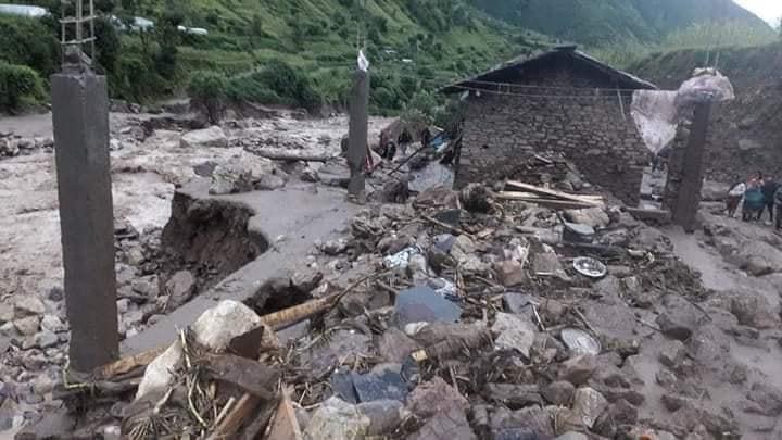 baglung flood hosue