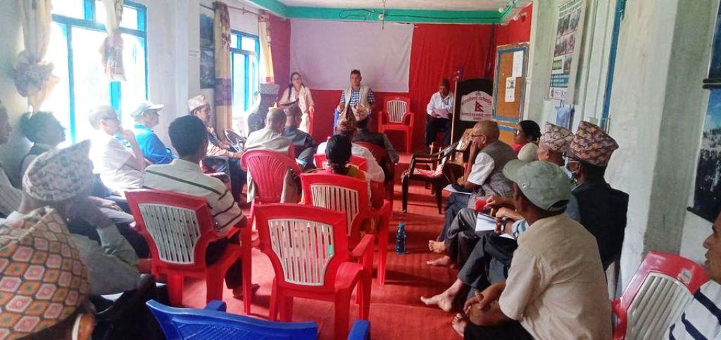 dailekh bhagawatimai school reopens