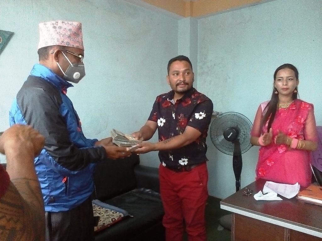 kidney patient dhakal