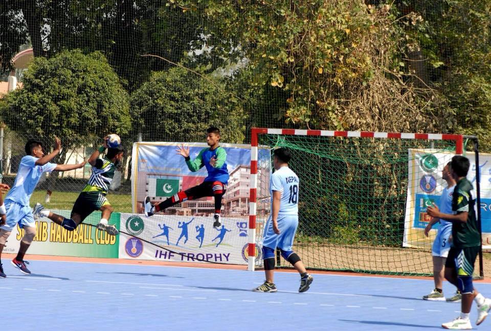 nepal handball