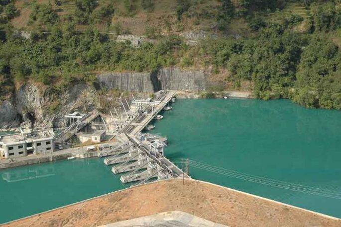 Tanahu hydropower project