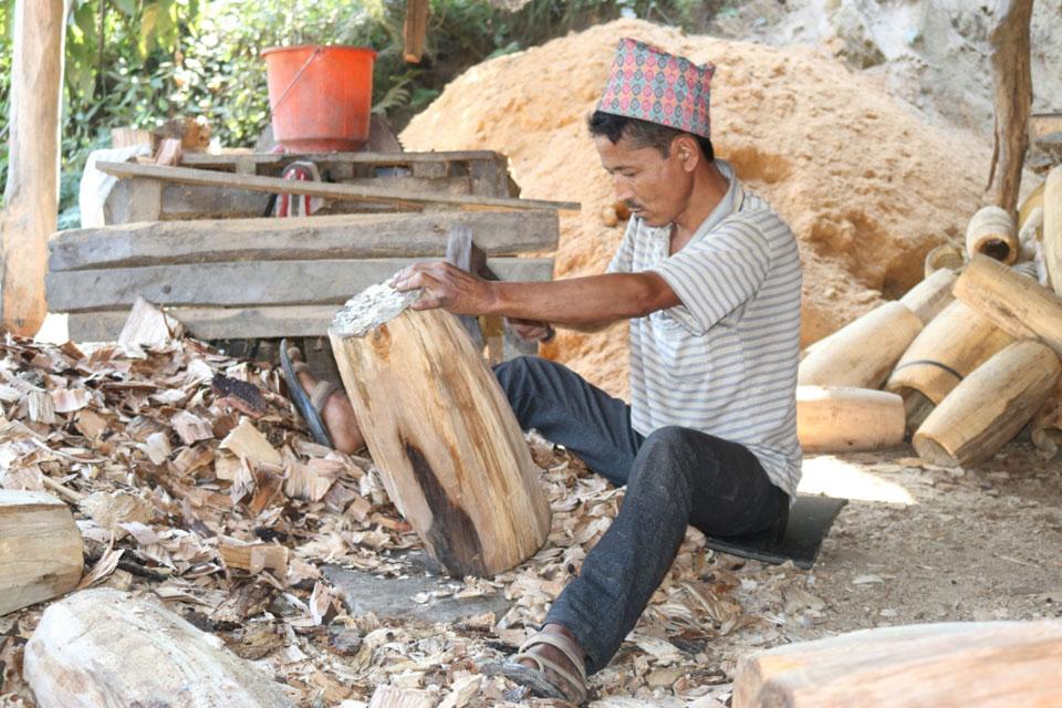 madal making
