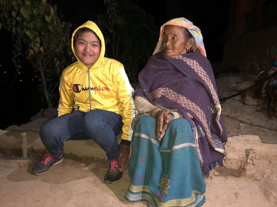 rescued girl lulang 1