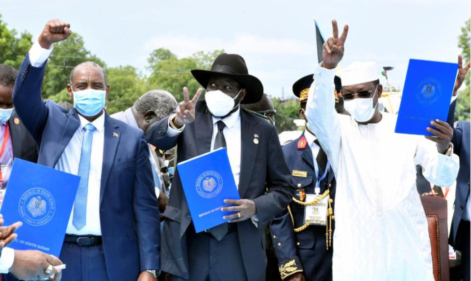 sudan peace 1