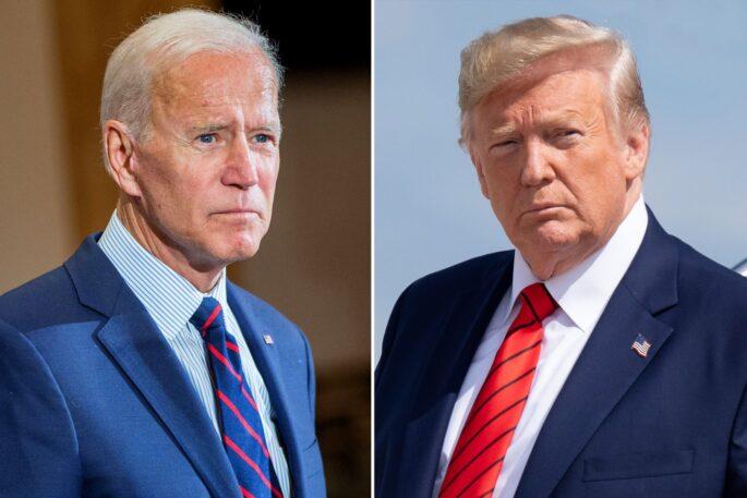 trump and joe