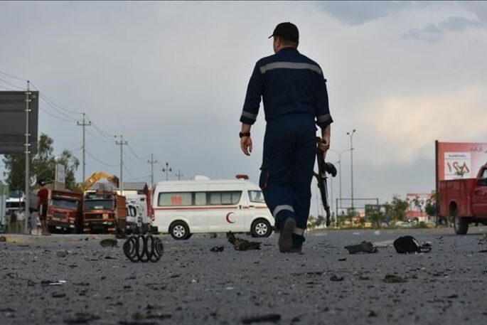 Seven Police Killed ISIS Iraq