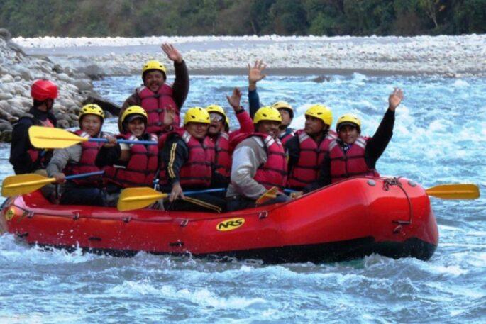 bheri rafting