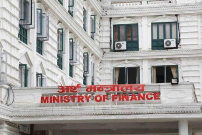 finance ministry.