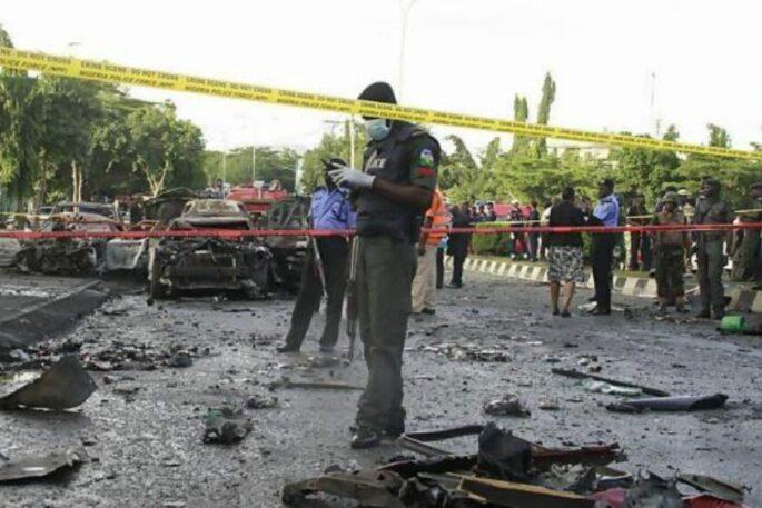 suicide attack in Nigeria mosque