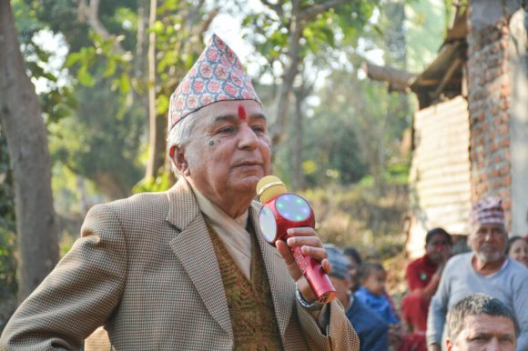 Ramchandra Paudel