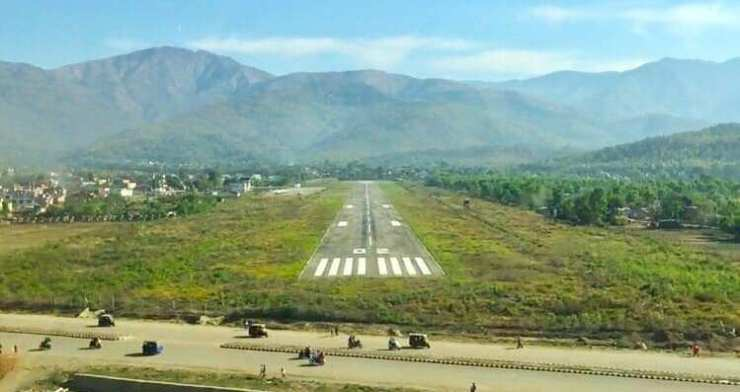 Surkhet Airport 3