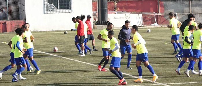 football team nepal
